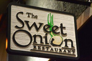 The Sweet Onion